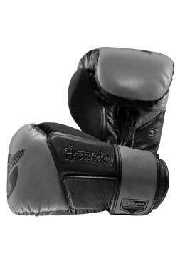 Боксерские перчатки Hayabusa Tokushu Regenesis серые