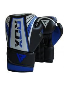 Боксерские перчатки детские RDX DEMO черные