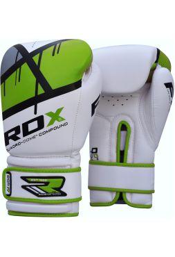 Перчатки для бокса RDX EGO зеленые