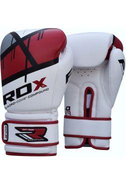 Перчатки для бокса RDX EGO красные