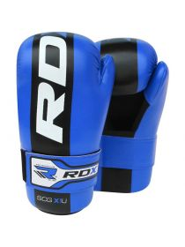 Перчатки для тхэквондо RDX Ultra синие