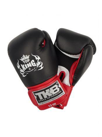 Боксерские перчатки Top King TKBGUA-01 черно-красные