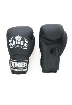 Боксерские перчатки Top King TKBGSV черные