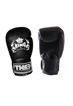 Боксерские перчатки Top King TKBGUA-01 черные