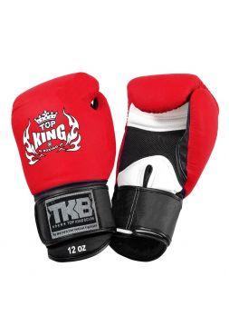 Боксерские перчатки Top King TKBGUA-01 красные