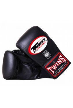 Снарядные перчатки TWINS TBGL черные