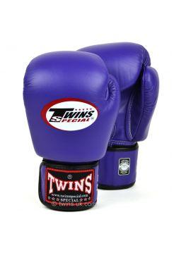 Боксерские перчатки Twins BGVL-3 фиолетовые