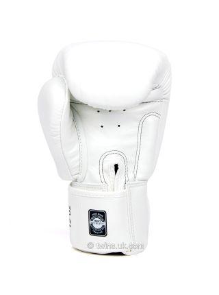Боксерские перчатки Twins BGVL-3 белые