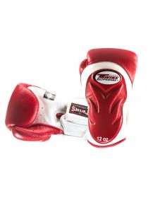 Перчатки для бокса TWINS BGVL6 красные