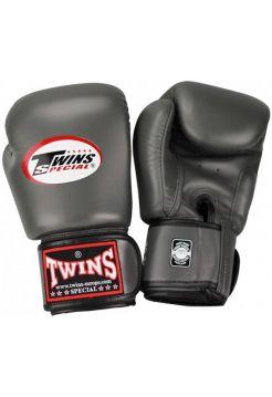 Перчатки для бокса TWINS BGVL3 серые