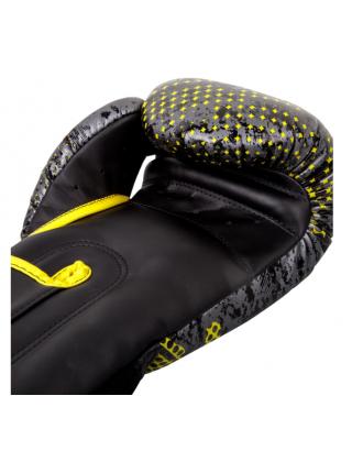 Боксерские перчатки VENUM TRAMO черно-желтые