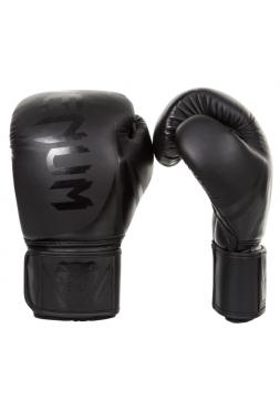 Боксерские перчатки VENUM CHALLENGER 2.0 черные
