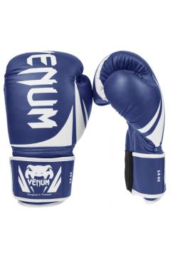 Боксерские перчатки VENUM CHALLENGER 2.0 синие