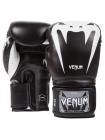 Боксерские перчатки VENUM GIANT 3.0 черно-белые