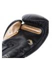 Боксерские перчатки VENUM GIANT 3.0 черно-золотые