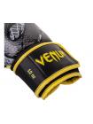 Боксерские перчатки VENUM SNAKER черно-желтые