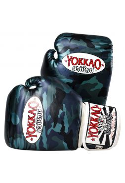 Боксерские перчатки Yokkao Syntex Navy Seal