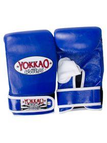 Снарядные перчатки Yokkao синие
