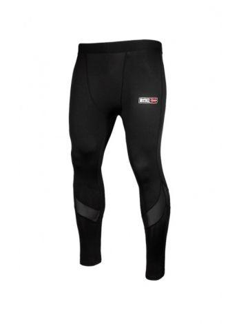 Компрессионные штаны BAD X-Train черные