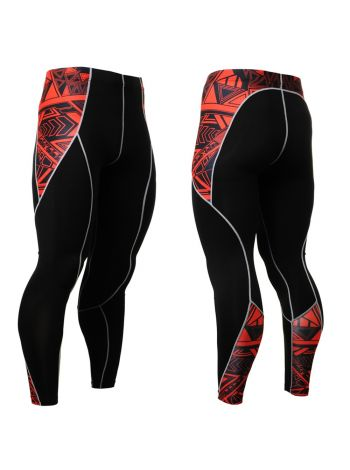 Компрессионные штаны FIXGEAR P2L-B2