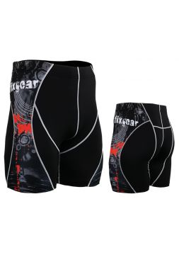 Компрессионные шорты FIXGEAR P2S-B30