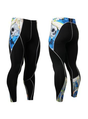 Компрессионные штаны FIXGEAR P2L-B19B