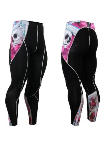 Компрессионные штаны FIXGEAR P2L-B19P