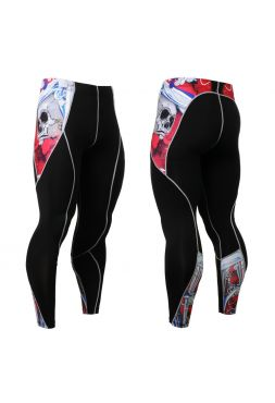 Компрессионные штаны FIXGEAR P2L-B19R