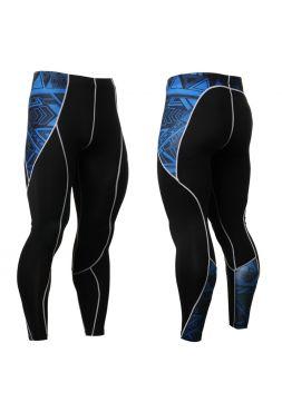 Компрессионные штаны FIXGEAR P2L-B1