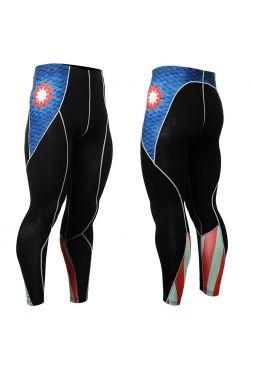 Компрессионные штаны FIXGEAR P2L-B37