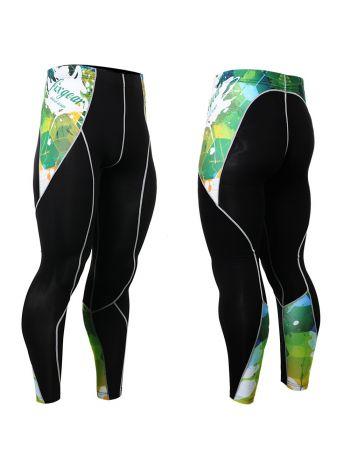 Компрессионные штаны FIXGEAR P2L-B47