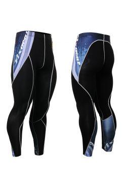 Компрессионные штаны FIXGEAR P2L-B48