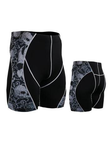 Компрессионные шорты FIXGEAR P2S-B40