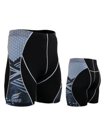 Компрессионные шорты FIXGEAR P2S-B41