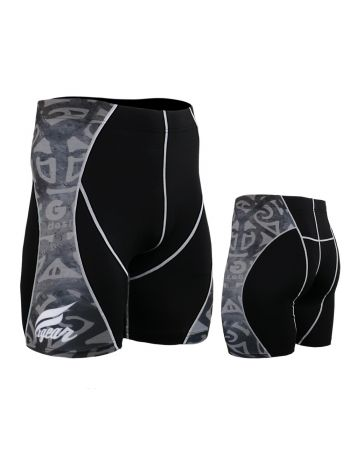 Компрессионные шорты FIXGEAR P2S-B43