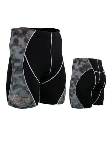 Компрессионные шорты FIXGEAR P2S-B45