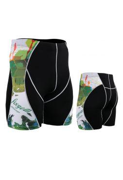 Компрессионные шорты FIXGEAR P2S-B47