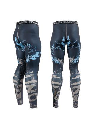 Компрессионные штаны FIXGEAR FPL-79