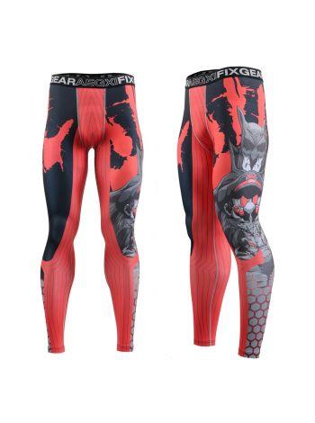 Компрессионные штаны FIXGEAR FPL-H4