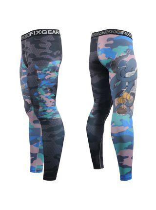 Компрессионные штаны FIXGEAR FPL-H5
