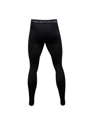 Компрессионные штаны Hayabusa Haburi черные