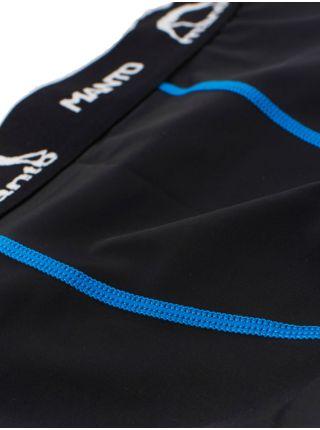 Компрессионные штаны MANTO BASICO черно-синие