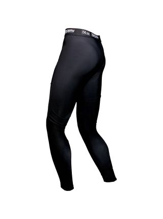 Компрессионные штаны Tatami IBJJF Black Spats