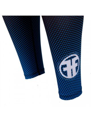 Компрессионные штаны Tatami New IBJJF Rank Spats Blue