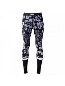 Компрессионные штаны Tatami Hibiscus Spats