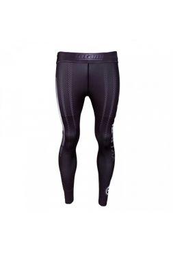 Компрессионные штаны Tatami New IBJJF Rank Spats Black