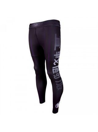 Компрессионные штаны Tatami New IBJJF Rank Spats Purple