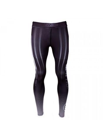 Компрессионные штаны Tatami New IBJJF Rank Spats White