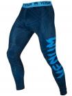 Компрессионные штаны ММА VENUM NIGHTCRAWLER синие