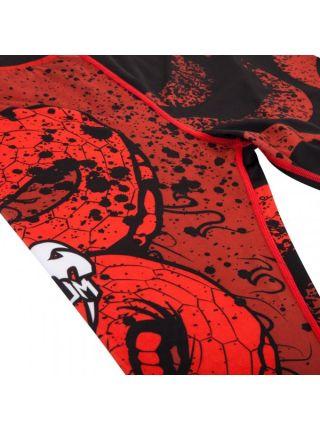 Компрессионные штаны для тренировок Venum Crimson Viper
